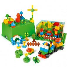 Первые блоки для малышей М / 118 эл.