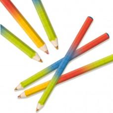 Набор из 24 радужных карандашей