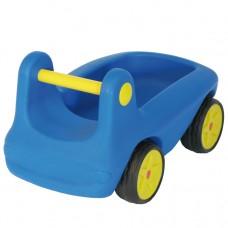 Крупный грузовик (синий)
