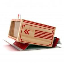 Деревянный набор Проектор с клейкими лентами