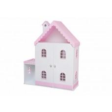 """Кукольный дом """"Снежана"""" (с дверками)"""