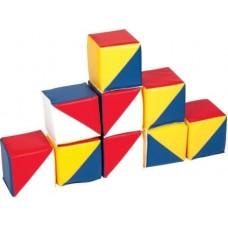 """Игровой набор """"Занимательные кубики"""""""