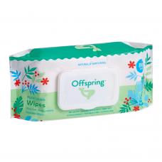 Offspring биоразлагаемые влажные салфетки (80шт.)
