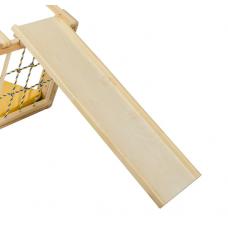 Горка деревянная (малая)